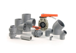 PVC- Druckfittings