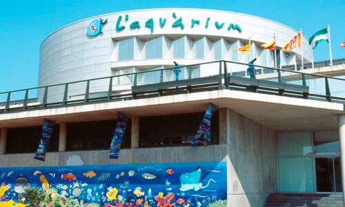 aquàrium, Barcelona