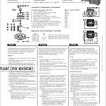 Manual Válvula de Compuerta Rotatoria