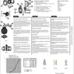 Manual válvula mariposa Classic