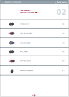 Catálogo de Válvulas de retención