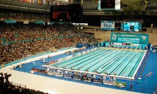 Campeonatos del Mundo de Natación, Barcelona