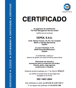 Certificati Cepex