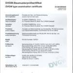 Certificati accessori PE100