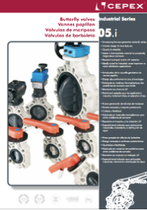 Industrial Series Butterfly Valves
