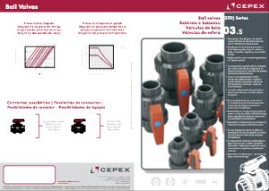Ball valves Series [STD]