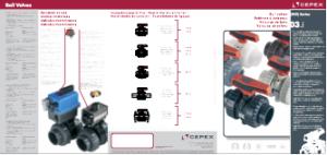 Ball valves series [IND]