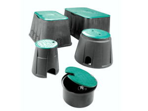 Picture of valve Boxes