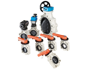 Butterfly Valve Photography - Industrial Series