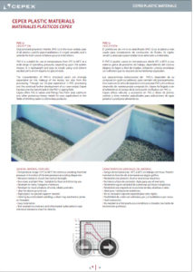 Cepex chemical resistance