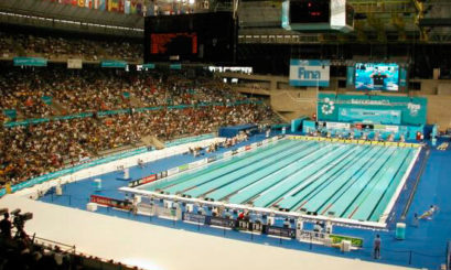 World Swimming Championships, Barcelona